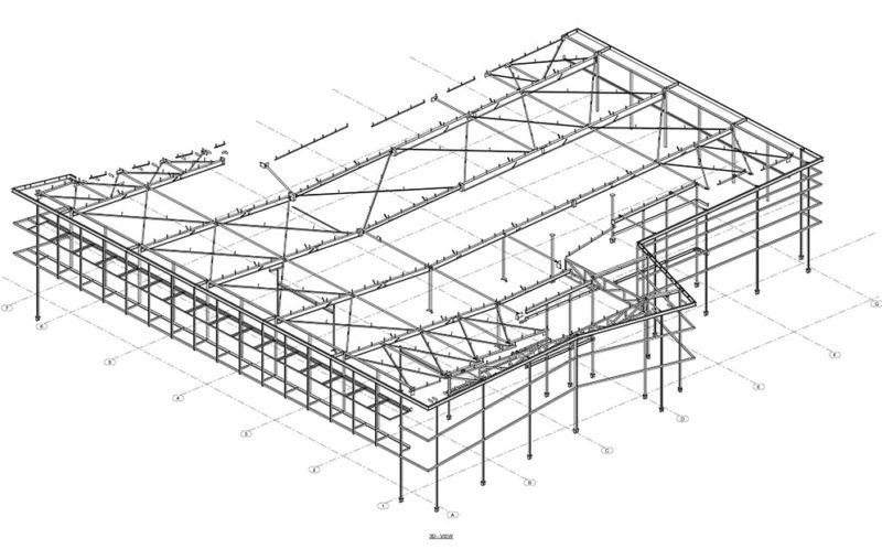 PYMS Health Hub Mandurah 3D Plan