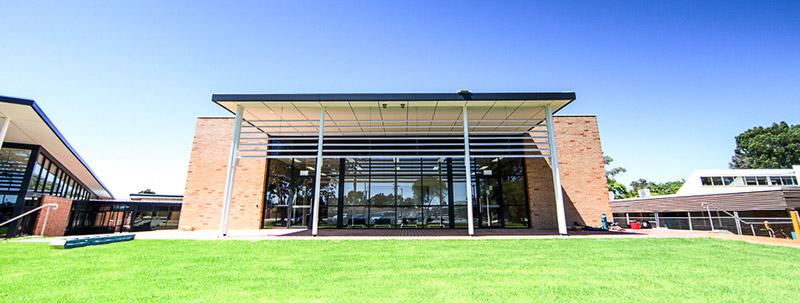 st norbert college and school building