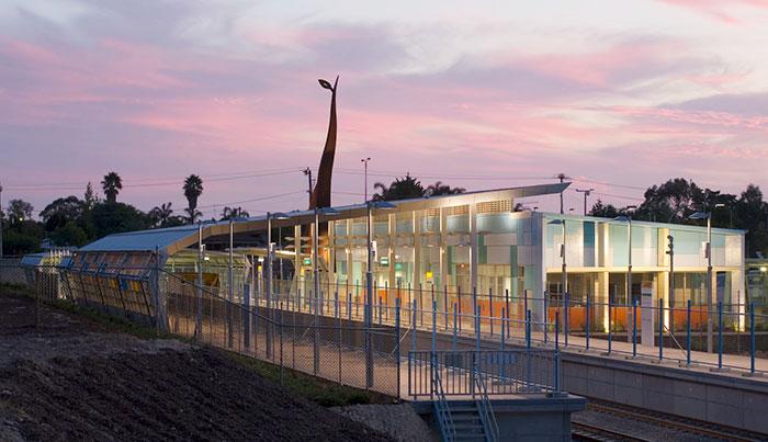 mandurah train station